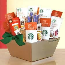 California Gift Baskets 11 Best Starbucks Gift Baskets Images On Pinterest Tea Gifts