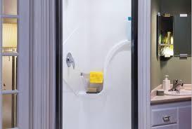 shower bathroom remodel with corner shower awesome corner shower