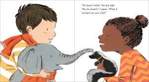 strictly no elephants book by lisa mantchev taeeun yoo