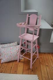 chaise haute poup e atelier petit toit ancienne chaise haute de poupée novembre 13