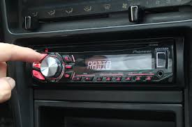nissan pickup 1987 how to install a radio in a toyota pickup 5 steps with pictures