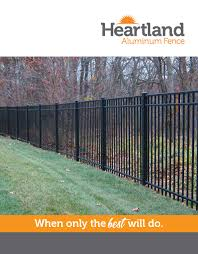 ornamental lovewell fence deck