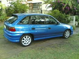 view of opel kadett 200is photos video features and tuning of
