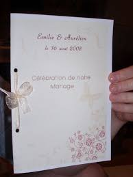 livre de messe mariage livret de messe mariage mariposa 13 photos club doctissimo