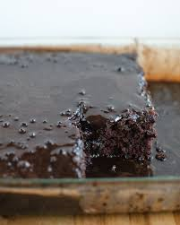 chocolate zucchini cake u2014 bless this mess