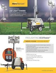 hertz light tower rental trevor newhook linkedin