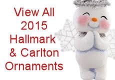 2015 hallmark ornaments at hooked on hallmark ornaments