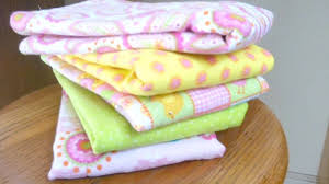 sew a quick flannel burp cloth diy crafts guidecentral youtube