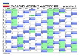Kalender 2018 Feiertage Mv Schulkreis De Schulferien Kalender Mecklenburg Vorpommern Mv 2016