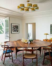Contemporary Dining Room Tables Best 25 Oval Table Ideas On Pinterest Oval Kitchen Table