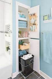 Small Bathroom Storage Cabinet by 10 Innovative And Excellent Diy Ideas For The Little Bathroom 2