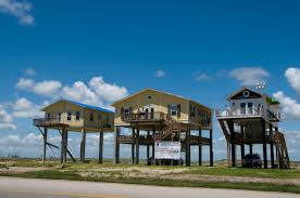 Beach Houses On Stilts by Stilt Homes In Gilchrist Texas Fema Gov