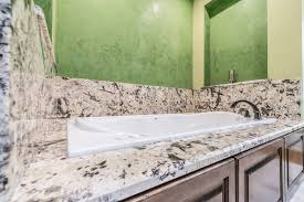 delicatus white granite bathroom countertops in charleston sc