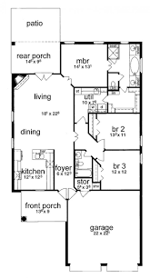 House With Floor Plan Simple House With Floor Plan Flooring Plans For Small Houses