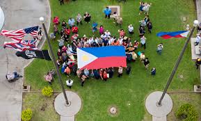 County Flags Maui Now Philippine Flag Raising At County Building Oct 2