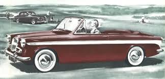 studebaker styled sweetheart circa 1959 singer gazelle br