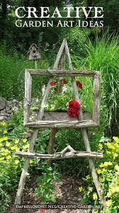 Garden Art To Make - garden art that shows your personality garden art creative and