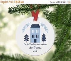 baby u0027s first christmas ornament personalized children u0027s ornament