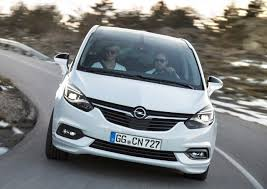 opel cars 2017 all new opel zafira announced cars co za