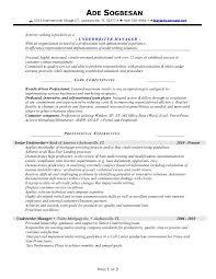 ade uw resume 1a