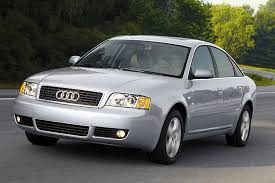 audi a6 review 2004 audi a6 overview cars com