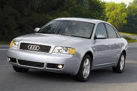 audi a6 2001 review 2004 audi a6 overview cars com