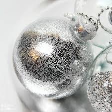 clear ornament ideas diy ideas to decorate clear ornaments creative