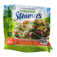 Bag Gardening Vegetables by Green Giant Steamers Garden Vegetable Medley 12 Oz Bag Walmart Com