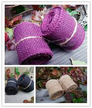 colored burlap ribbon popular purple burlap ribbon buy cheap purple burlap ribbon lots