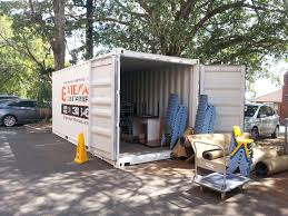 Hire A Shipping Container For Storage Brisbane Container Storage Business Supports Local