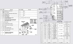fuse box diagram general wiring diagrams instruction