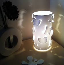 butterfly table lamp by kirsty shaw notonthehighstreet com white butterfly table lamp