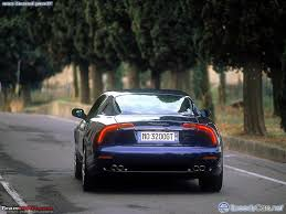 maserati boomerang lights best u0026 worst car rear light design page 3 team bhp