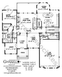 House Plans With Keeping Rooms Strasbourg House Plan House Plans By Garrell Associates Inc