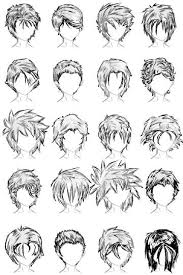 hhort haircut sketches for man 20 male hairstyles by lazycatsleepsdaily on deviantart art