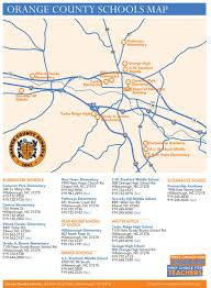 Orange County Florida Map by Orange County Schools Orange County Schools