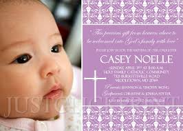 baptism invitation wording collection of thousands of invitation