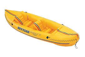 amazon com sevylor inflatable tahiti classic kayak canoes