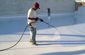 Heat Reflective Spray Paint - roof amazing cool roof coating products excel coatings heat