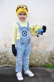 Toddler Minion Costume Super Quick Minion Costume Allfreesewing Com