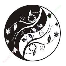 aliexpress yang buddha yin yang mandala om chakra zen lotus vinyl sticker home decor