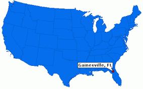 gainesville map gainesville florida city information epodunk
