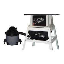 table saw vacuum dust collector milescraft table saw dust cutter dc11601 the home depot