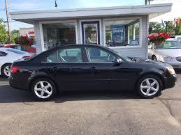 2007 black hyundai sonata used hyundai sonata 5 000 in michigan for sale used cars