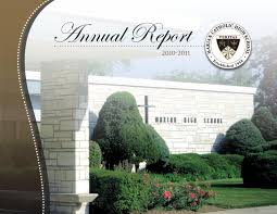 annual report 2010 2011 by marian catholic high issuu