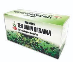 Teh Rerama beverages premix drinks tea teh daun rerama 60gm 30 sachets