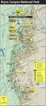 National Park Map Usa by Best 20 Bryce Canyon Map Ideas On Pinterest Grand National 2016