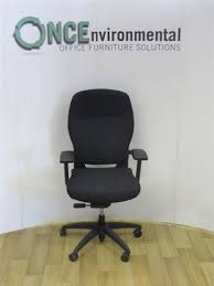 Teknion Chairs Used Chairs Teknion Savera High Back Task Chair Available In Any