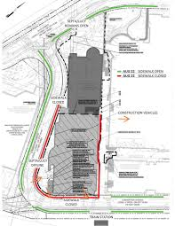 space planning and operations spo please click here review the site plan for closures that will begin this weekend around parking garage