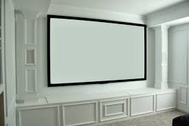 motorized home theater screen home theater screen paint laura williams